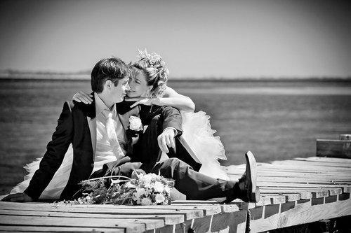 Photographe mariage - Antonia Photographie - photo 3