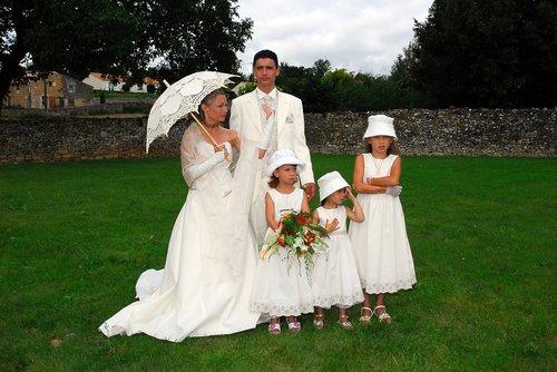 Photographe mariage - Eric Chauvet Photographe - photo 42