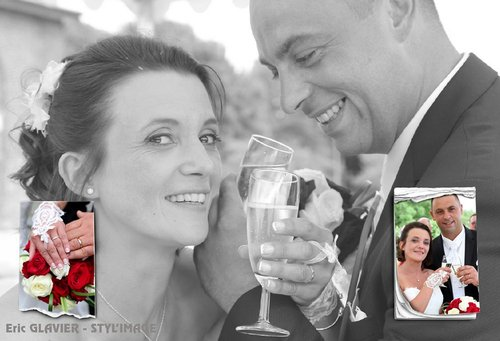 Photographe mariage - STYL'IMAGE - photo 12