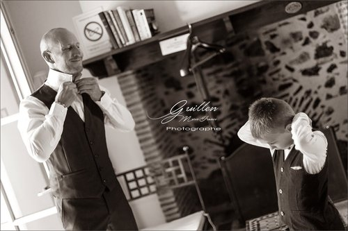 Photographe mariage - M.FRANCE GUILLEN -PHOTOGRAPHE  - photo 15