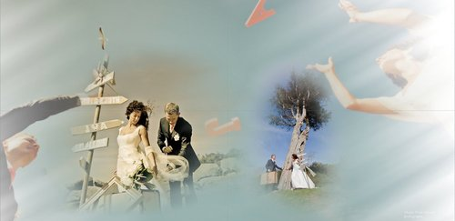 Photographe mariage - Studio fred salvert - photo 1