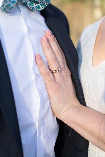 Photographe mariage - Marion Pinel Photographie  - photo 7