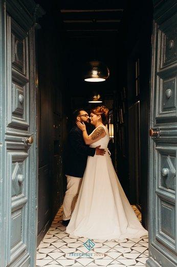Photographe mariage - Frédérique Jouvin - photo 21