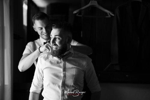 Photographe mariage - Manuel Burger photographe - photo 12