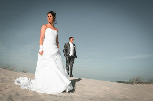 Photographe mariage - OUEST-VISUEL Production - photo 6