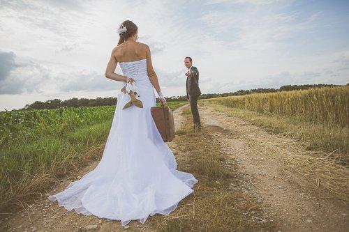 Photographe mariage - OUEST-VISUEL Production - photo 1