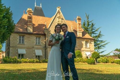 Photographe mariage - LATASTE Damien - photo 3