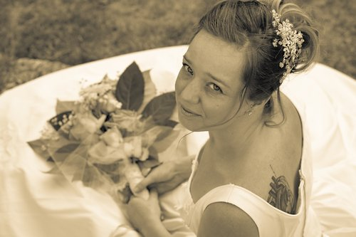 Photographe mariage - Sandrine JULIEN - photo 9