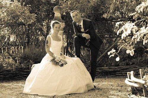 Photographe mariage - Sandrine JULIEN - photo 5