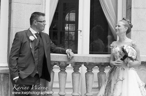 Photographe mariage - Karine WARNY - Photographe pro - photo 12
