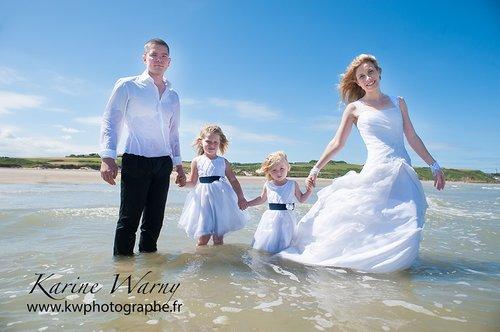 Photographe mariage - Karine WARNY - Photographe pro - photo 14