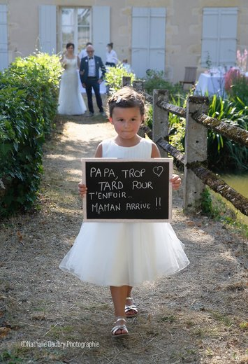 Photographe mariage - Nathalie Daubry - photo 8
