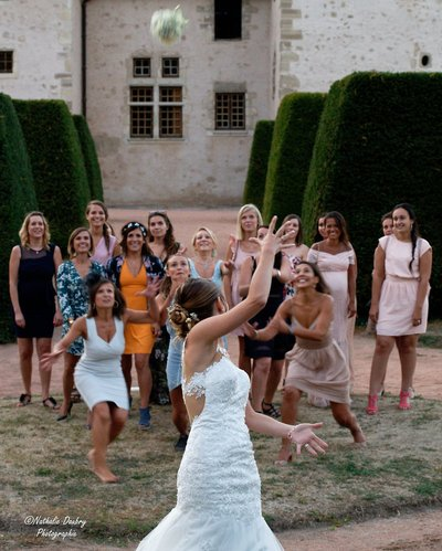 Photographe mariage - Nathalie Daubry - photo 45