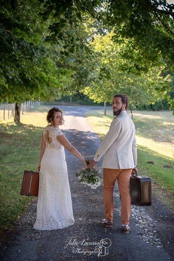 Photographe mariage - Julie Locussol Photographie© - photo 35