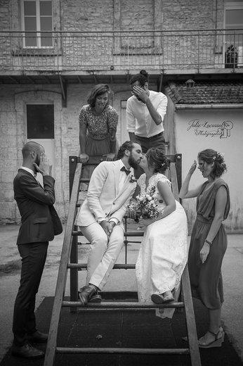 Photographe mariage - Julie Locussol Photographie© - photo 32
