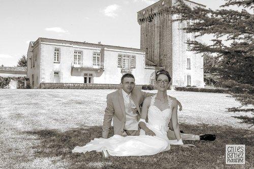 Photographe mariage - Gilles Barthez - www.clic16.fr - photo 14