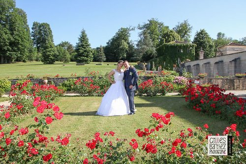 Photographe mariage - Gilles Barthez - www.clic16.fr - photo 2