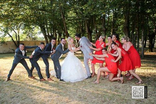 Photographe mariage - Gilles Barthez - www.clic16.fr - photo 26