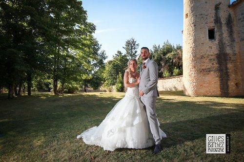 Photographe mariage - Gilles Barthez - www.clic16.fr - photo 1