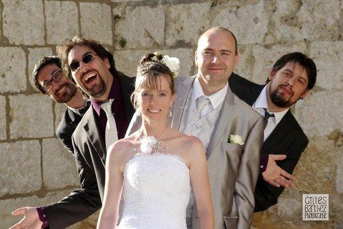 Photographe mariage - Gilles Barthez - www.clic16.fr - photo 29