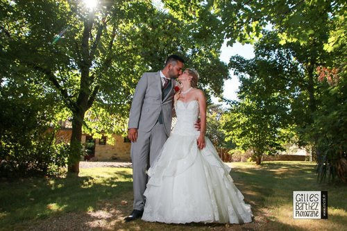 Photographe mariage - Gilles Barthez - www.clic16.fr - photo 11
