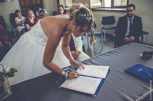 Photographe mariage - Negler Isabelle - photo 13