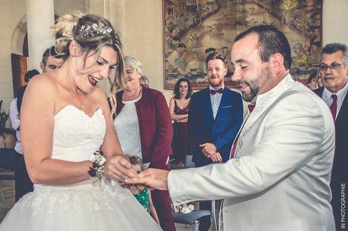 Photographe mariage - Negler Isabelle - photo 12