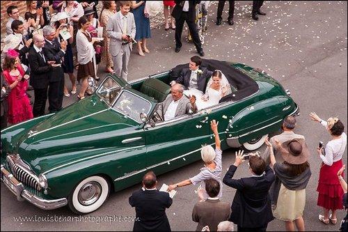 Photographe mariage - Louis Béhar 06 09 86 55 81 - photo 105
