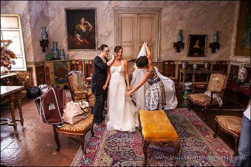 Photographe mariage - Louis Béhar 06 09 86 55 81 - photo 11