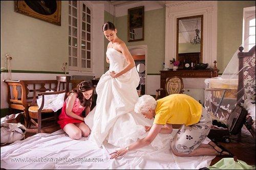 Photographe mariage - Louis Béhar 06 09 86 55 81 - photo 9