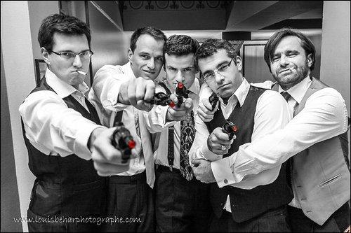 Photographe mariage - Louis Béhar 06 09 86 55 81 - photo 161