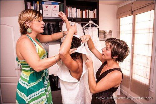 Photographe mariage - Louis Béhar 06 09 86 55 81 - photo 3