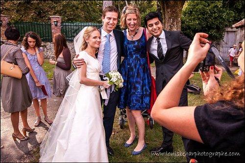 Photographe mariage - Louis Béhar 06 09 86 55 81 - photo 102