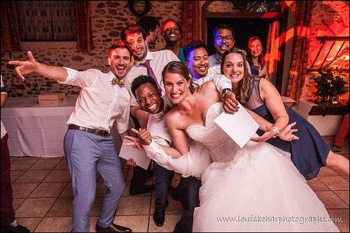 Photographe mariage - Louis Béhar 06 09 86 55 81 - photo 156