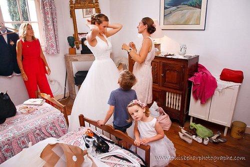 Photographe mariage - Louis Béhar 06 09 86 55 81 - photo 8