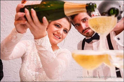Photographe mariage - Louis Béhar 06 09 86 55 81 - photo 152