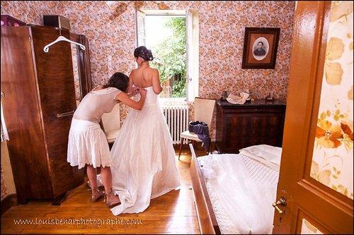 Photographe mariage - Louis Béhar 06 09 86 55 81 - photo 4