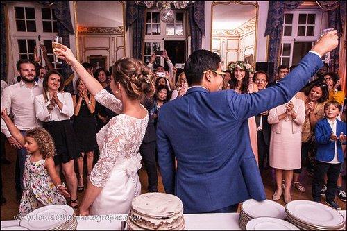 Photographe mariage - Louis Béhar 06 09 86 55 81 - photo 138
