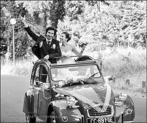 Photographe mariage - Louis Béhar 06 09 86 55 81 - photo 68