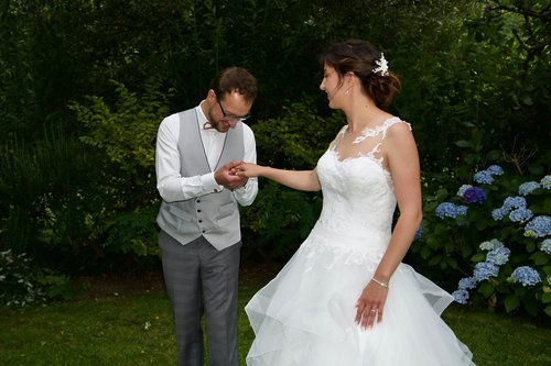 Photographe mariage - Happy Now Photographe-Vidéaste - photo 28
