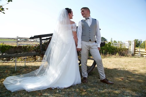 Photographe mariage - Happy Now Photographe-Vidéaste - photo 54
