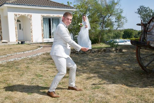 Photographe mariage - Happy Now Photographe-Vidéaste - photo 56