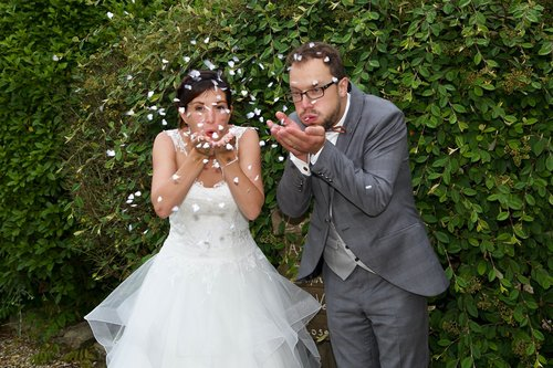 Photographe mariage - Happy Now Photographe-Vidéaste - photo 30