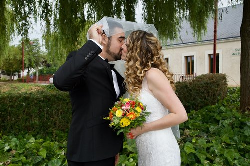 Photographe mariage - Happy Now Photographe-Vidéaste - photo 10