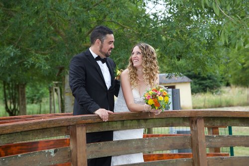 Photographe mariage - Happy Now Photographe-Vidéaste - photo 12