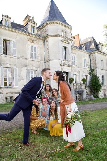 Photographe mariage - Happy Now Photographe-Vidéaste - photo 7
