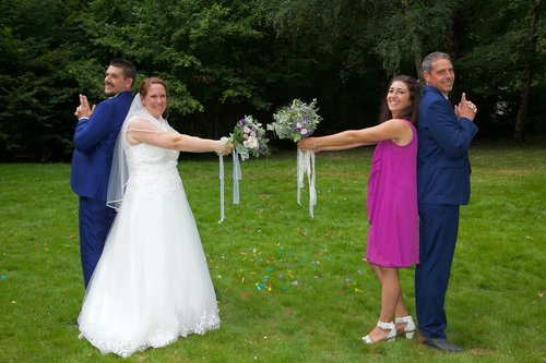 Photographe mariage - Happy Now Photographe-Vidéaste - photo 22