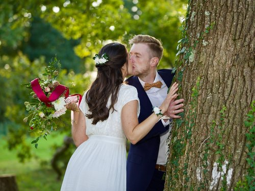 Photographe mariage - Happy Now Photographe-Vidéaste - photo 1