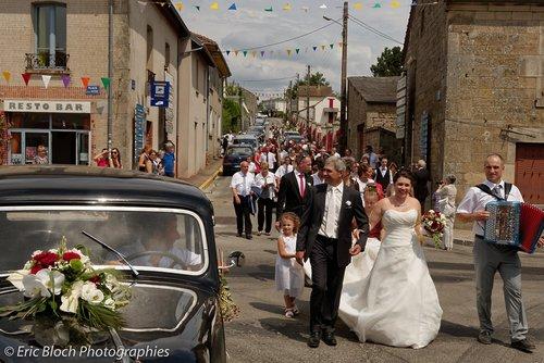 Photographe mariage - Eric Bloch Photographe - photo 21
