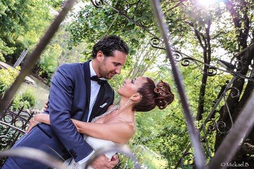 Photographe mariage - bousquier - photo 2